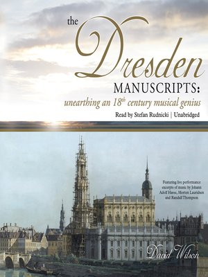 cover image of The Dresden Manuscripts